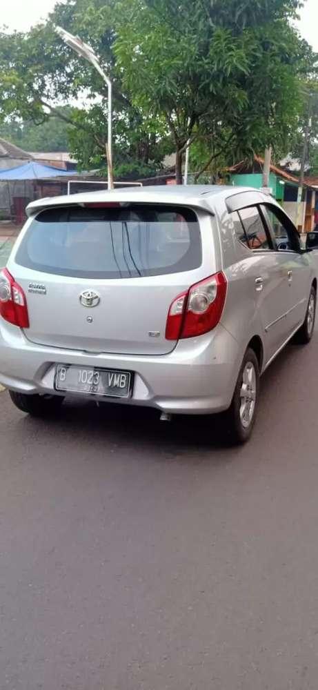 Jual Toyota Agya G kualitas bagus