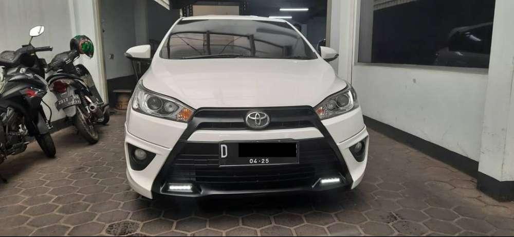 Butuh dana ingin jual Toyota Yaris S 2015