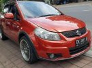 Suzuki SX4 Manual Tahun 2010 Type Cross Over