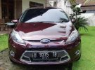 Ford Fiesta S Manual 2012