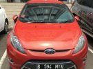 Ford Fiesta EcoBoost S at 2011