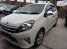 Jual Toyota Agya G Tahun 2013