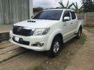 Jual Toyota Hilux 2013 kualitas bagus