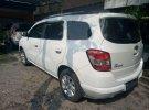 Chevrolet Spin LTZ 2014 MPV dijual