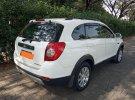 Jual Chevrolet Captiva Pearl White 2013