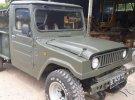 Daihatsu Taft Taft 4x4 1980 Pickup dijual