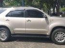 Jual Toyota Fortuner 2009 termurah