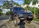 Butuh dana ingin jual Suzuki Katana GX 1996