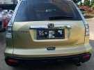 Butuh dana ingin jual Honda CR-V 2.4 2008