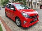 Jual Toyota Agya 2016 kualitas bagus