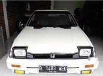 Honda Prelude 1987 DKI Jakarta Manual