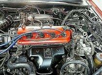 Mobil Sport Honda Prelude 2 Pintu Red Ferari