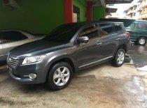Dijual Toyota Vanguard at thn 2012 wrn grey
