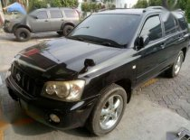 Toyota Kluger matic tahun 2001 build-up