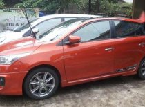 New Toyota Yaris 2016 Trd Sportivo At Orange bs Tdp Minim