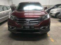 Honda Crv Prestige Matic 2013 Merah Km Low