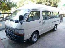 Toyota Hiace Van MT Tahun 2001 Manual