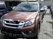 Jual mobil Isuzu MU-X 2015 DKI Jakarta