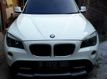 BMW X1 sDrive18i Executive 2012