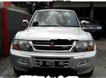Jual mobil Mitsubishi Pajero 2001 DKI Jakarta