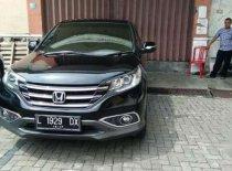 Honda CR-V 2.4 Tahun 2013 Hitam Automatic