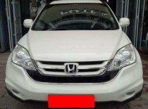 Honda CR-V 2400cc Automatic 2012 White Top Kondisi