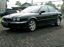Jaguar X-Type MT Tahun 2002 Manual