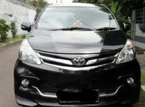 Jual cepat Toyota Avanza G Luxury 2015 MPV