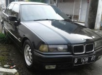 BMW 320i E36 Manual Limited Tahun 1995 Black Edition Siap Pakai