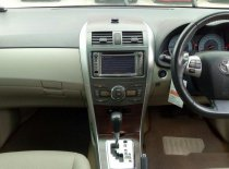 Toyota Corolla Altis 2.0 V AT 2012 Istimewa Pajak Panjang