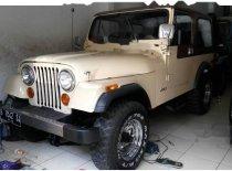 Jual mobil Jeep CJ 7 1981 Jawa Timur Manual