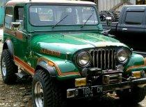Jeep CJ 7 1981 SUV