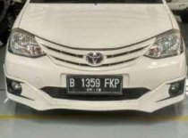Toyota Etios G 1.2 2013
