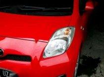 Toyota Yaris E 2012 AT