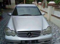 Mercedes-Benz C200 tahun 2002 plat no pilihan