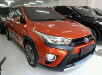Toyota Yaris Heykers TRD Orange AT 2017