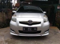 Toyota Yaris Manual Tahun 2011 Type S