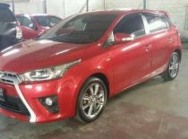 Toyota Yaris Manual Tahun 2014 Type G