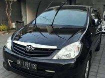 Toyota Innova Manual Tahun 2009 Type G