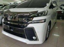 Jual Mobil Toyota Vellfire Z 2015