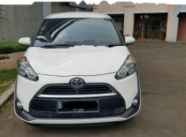 Dijual mobil Toyota Sienta G 2017 MPV