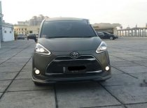 Dijual mobil Toyota Sienta Q 2017 MPV