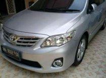 Toyota New Corolla Altis Triptonic 1.8 G Tahun 2013 Silver