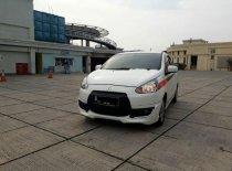 DIjual mobil Mitsubishi Mirage GLS 2015 Hatchback