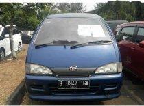 Dijual mobil Daihatsu Zebra ZL 2006 Van