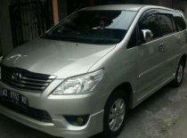 Toyota Innova G Luxury 2013