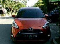 Jual Toyota Sienta G Tahun 2016
