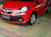 Honda Brio Type E Merah Plat AD Tahun 2016
