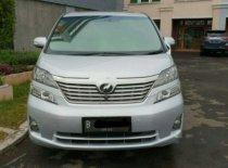 Dijual mobil Toyota Vellfire V 2010 Wagon