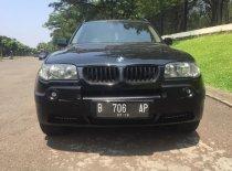BMW X3 3,000cc Tahun 2004 Hitam istimewa Cash/Kredit Sama